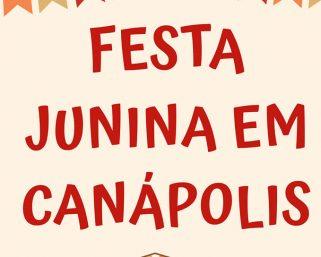 Festa Junina em Canápolis
